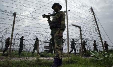 مرزبانان هند و پاکستان مواضع یکدیگر را در کشمیر گلوله باران کردند