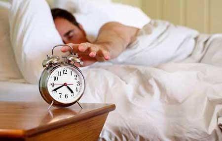 بیدارشدن از خواب