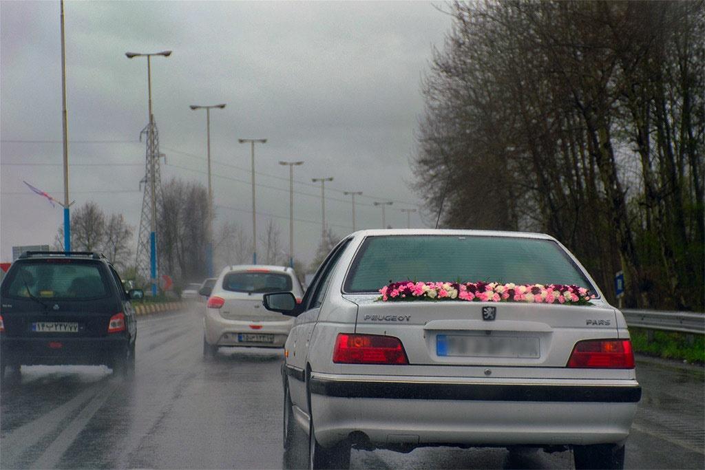 عکس روز   به خاطر همین باران