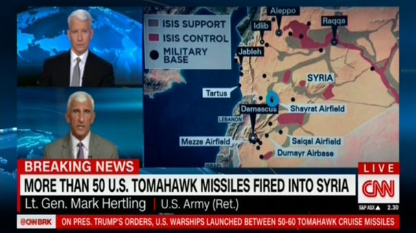 حمله آمریکا به سوریه | اختلافات داخلی و خارجی بالا گرفت