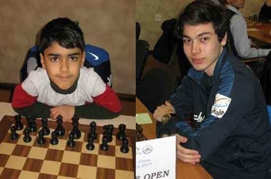 شطرنج نوجوانان آسیا؛ قهرمانی زودهنگام آرتین اشرف و آرش طاهباز