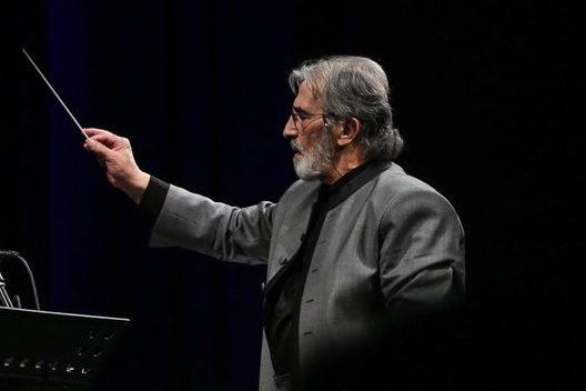 همکاری ارکستر ملی در سال ۹۶ با محمد اصفهانی