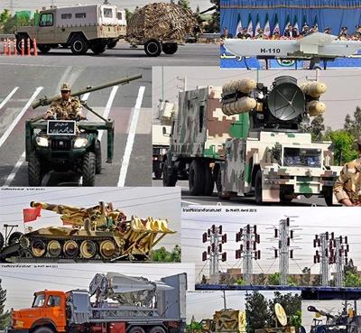 مجله تجهیزات دفاعی - ایران