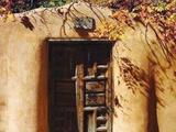 بوسه بر در