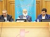 انتقاد رئیس شورای شهر تهران از رد صلاحیت کاندیداهای خوشنام