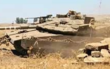 دومین حمله اسرائیل به خاک سوریه طی ۳ روز