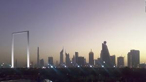 بنای غیرقانونی برجی مسروقه در دوبی