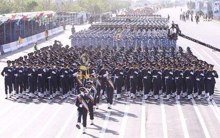 بیانیه وزارت دفاع به مناسبت  روز ارتش