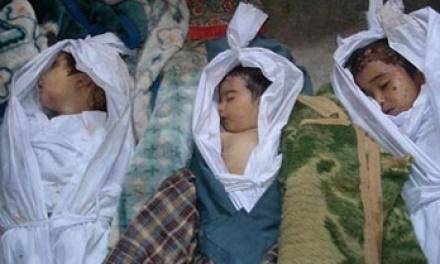 مرگ و میر کودکان زیر پنج سال در افغانستان