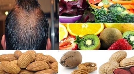 شیر,عدس,بادام,مواد غذایی,تغذیه,هویج,کدوحلوایی,تخم مرغ,آووکادو,اسفناج,توت فرنگی,سیب زمینی,تخم کدو