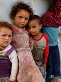 عکس روز: کودکان آواره یمنی