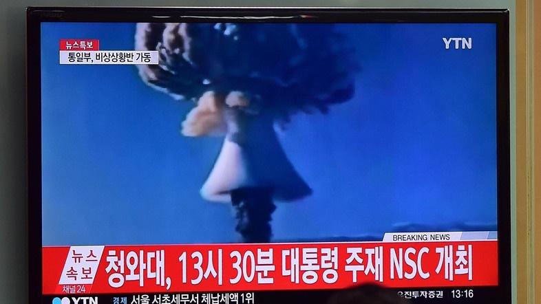 پیونگ یانگ آماده ششمین آزمایش هسته ای