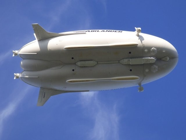 بزرگترین هواپیمای جهان به آسمان بازگشت