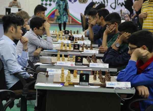ایران مقتدرانه قهرمان بخش آزاد شطرنج جوانان آسیا سال ۲۰۱۷ شد