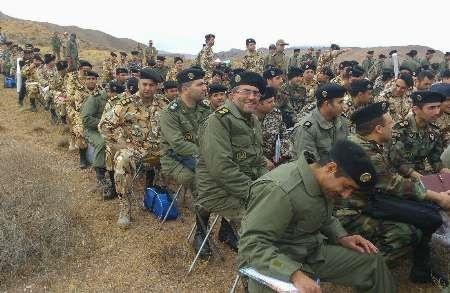 امنیت پایدار امروز ایران حاصل آمادگی قوای مسلح است