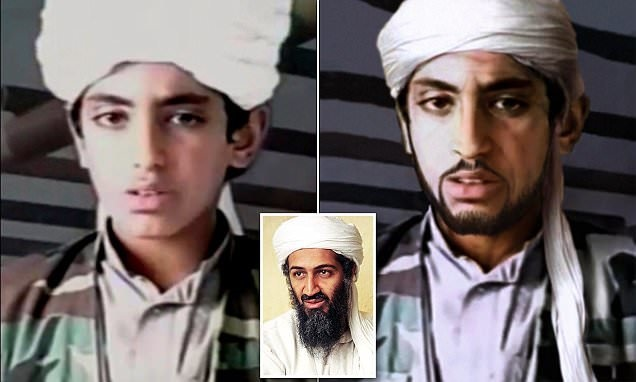 پسر بن لادن میخواهد انتقام پدرش را بگیرد