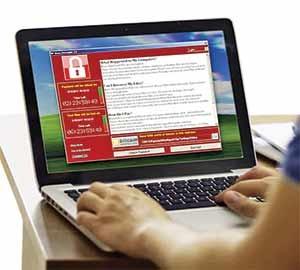 ۱۰۰ کشور گرفتار بزرگترین باجگیری سایبری