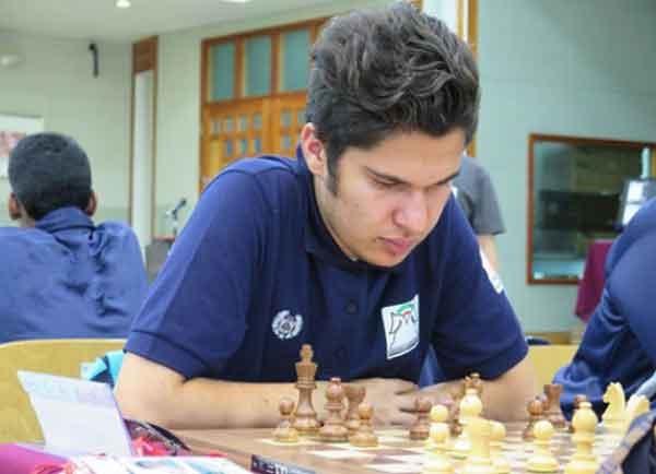 مسعود مصدقپور قهرمان شطرنج جوانان آسیا ۲۰۱۷ شد