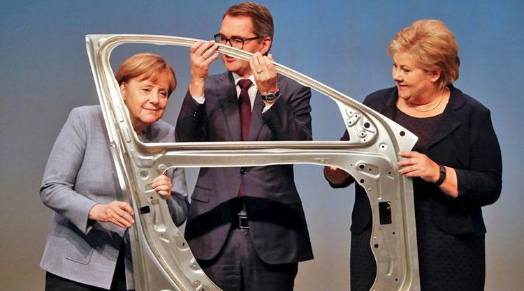 رشد اقتصادی آلمان از آمریکا پیشی گرفت