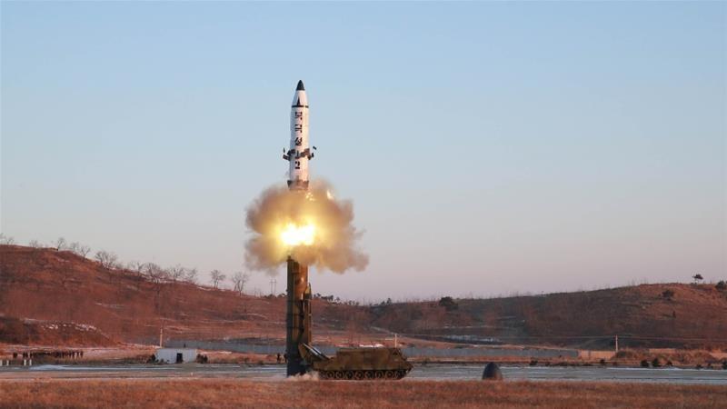 واکنش ترامپ وکاخ سفید به آزمایش موشکی جدید کره شمالی