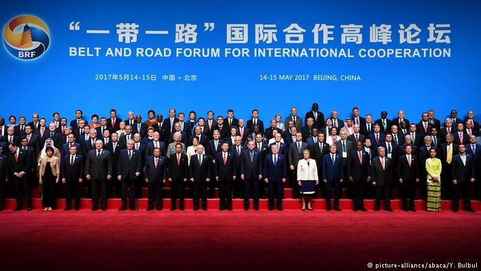 همایش بینالمللی جاده ابریشم چین آغاز شد