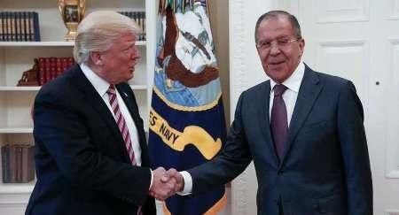 ترامپ اطلاعات فوق سری به روسها داده است