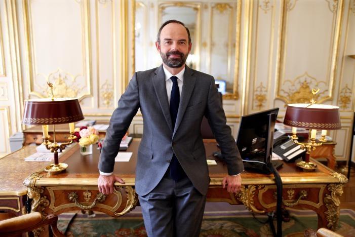 کابینه دولت جدید فرانسه معرفی شد