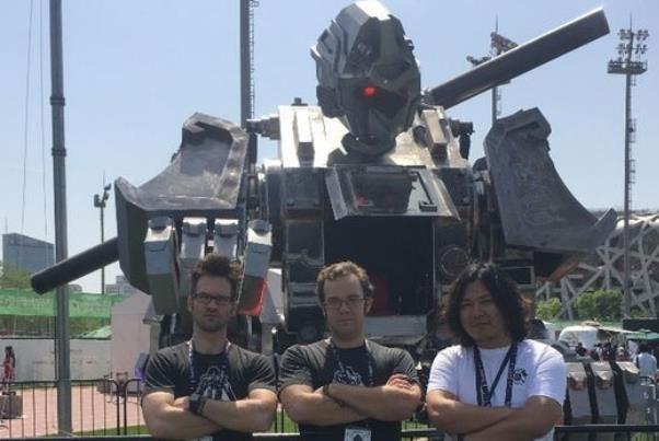 چین روبات جنگنده میسازد