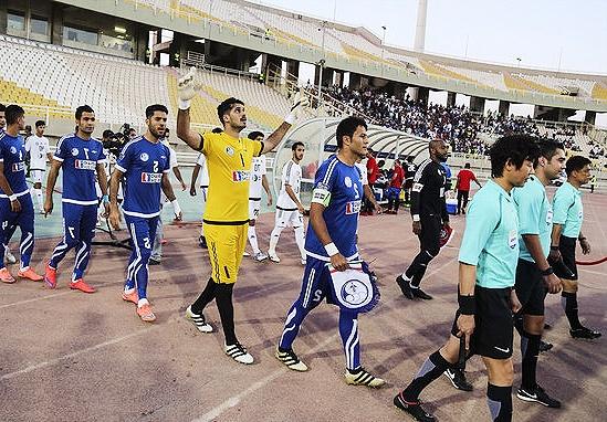 واکنش باشگاه استقلال خوزستان به اقدام عجیب بازیکنان این تیم