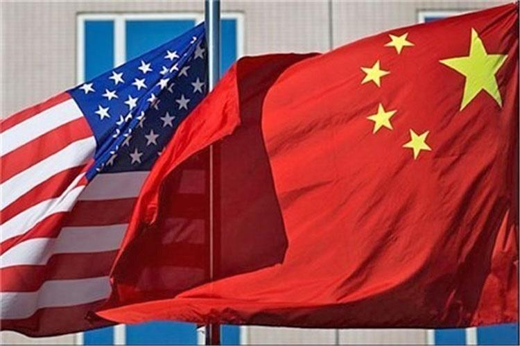 America - China