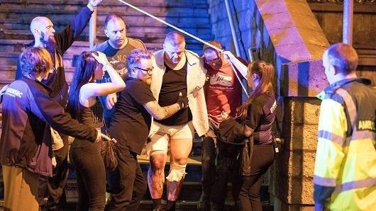 واکنش خوانندگان سرشناس به فاجعه منچستر