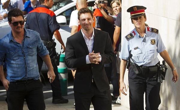 حکم مسی تایید شد؛ ۲۱ ماه زندان به خاطر فرار مالیاتی