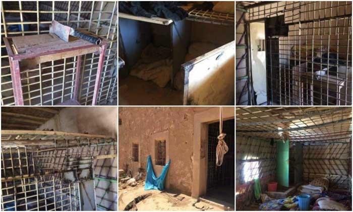 شکنجهگاه داعش برای زنان ایزدی