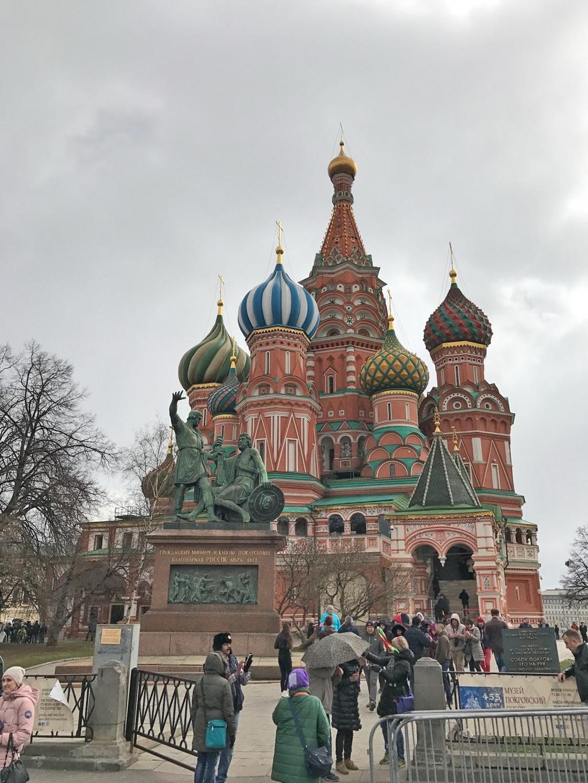 آشنایی با مسکو - روسیه
