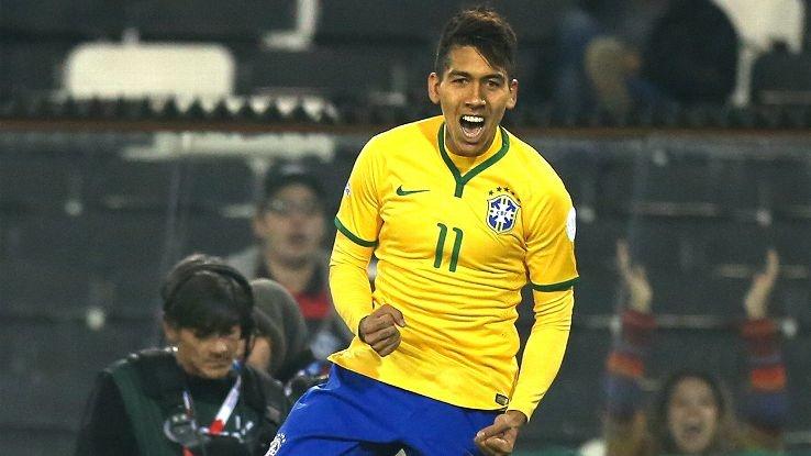 روبرتو در تیم ملی