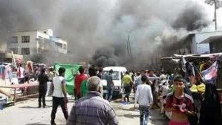 ۴۷ کشته و زخمی طی انفجار خودروی بمبگذاری شده در مرکز بغداد