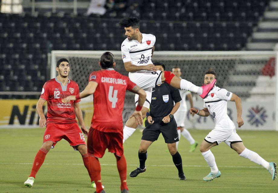 پرسپولیس به جمع هشت تیم برتر آسیا صعود کرد