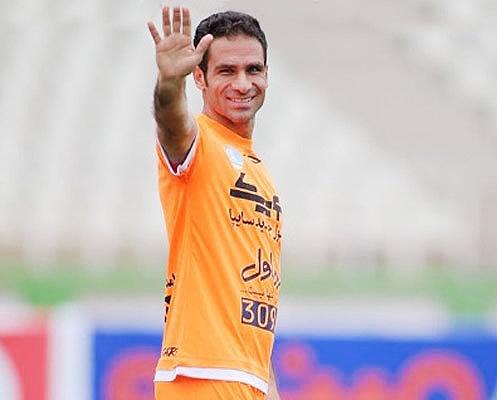 خداحافظی آقای نارنجی از فوتبال