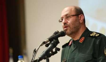 وزیر دفاع: لازمه ثبات و امنیت، قدرت است