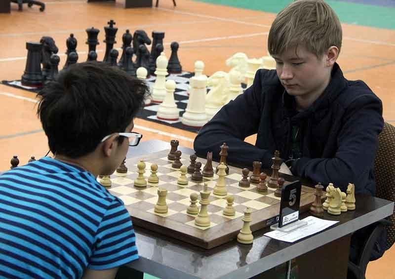 کسب دو مدال نقره و یک برنز ایران در شطرنج سریع قهرمانی جوانان آسیا