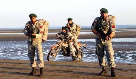 تکاوران و تفنگداران محور اصلی در نیروی دریایی ارتش هستند