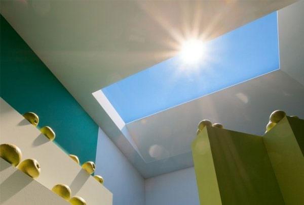 با آفتاب مصنوعی خانههایتان را روشن کنید!