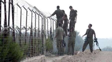 دیوارکشی رژیم صهیونیستی در مرزهای لبنان