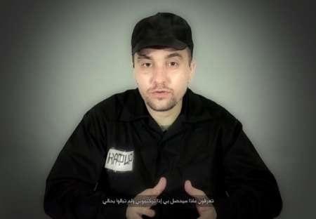 داعش یک افسر روس را اعدام کرد