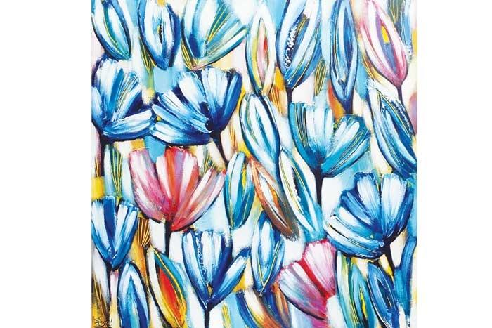 به تماشای تابلوهای همیشه بهار!