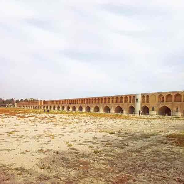اصفهان-سی وسه پل