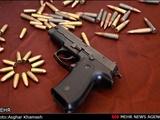 ضبط ۱۰۲ قبضه اسلحه، یک روز قبل از انتخابات