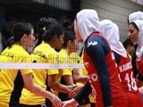 والیبال زیر ۲۳ سال بانوان آسیا؛ ایران به عنوان هشتمی اکتفا کردند