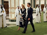 ذوق زدگی دختر ترامپ از حضور در عربستان