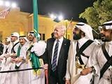 موعظه ترامپ در جمع سران ۵۰ کشور عربی- اسلامی